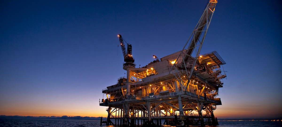 Sea drilling